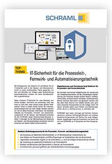 Broschüre IT-Sicherheit