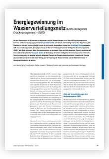 Fachbericht EWID Projekt
