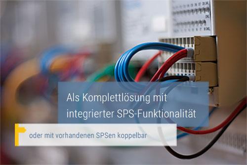 Integrierte SPS-Funktionalität