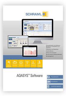 Broschüre AQASYS Software