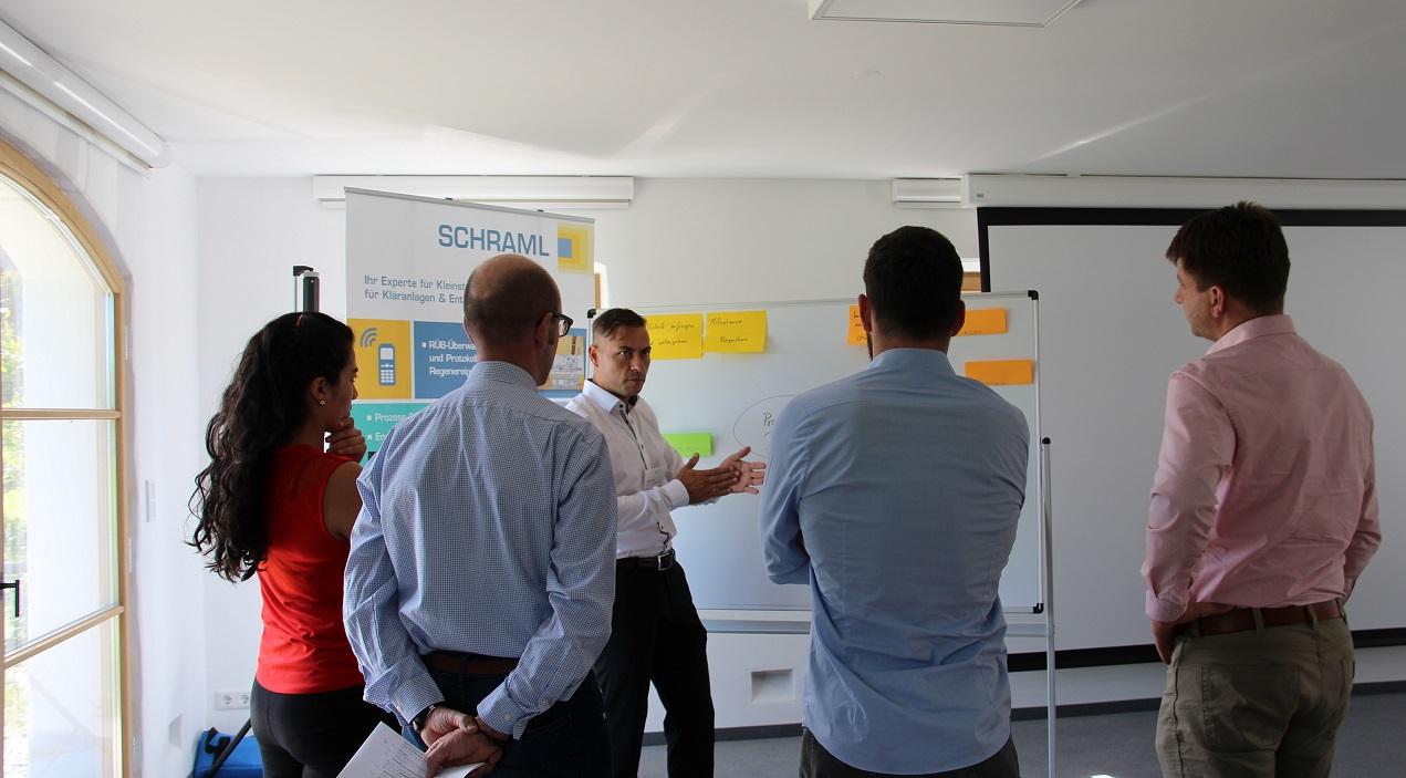 Treffen Arbeitskreis Digitalisierung Umweltcluster Bayern